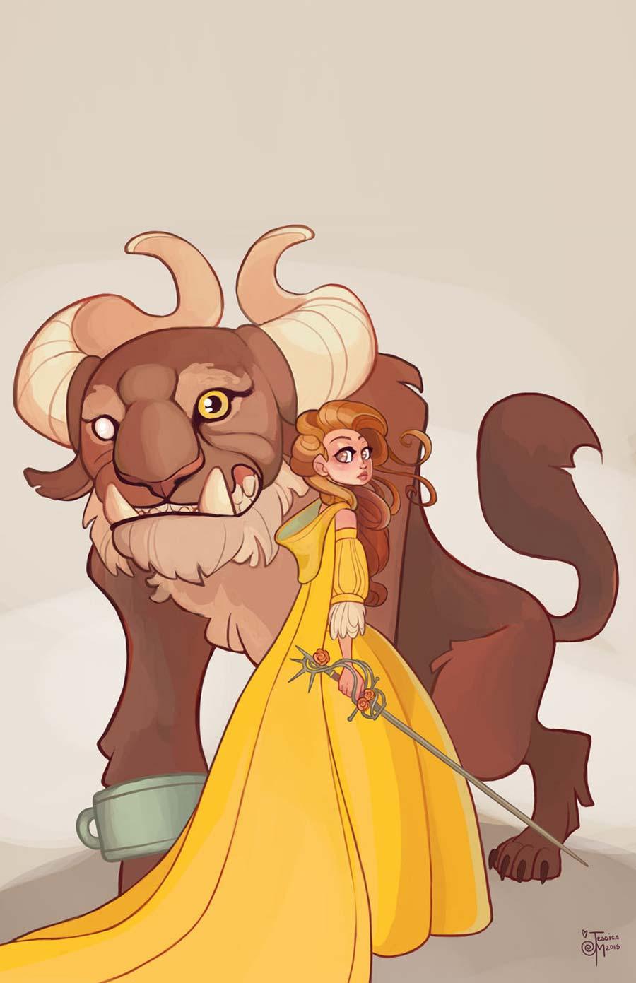 disney-ilustracao-princesasguerreiras-005