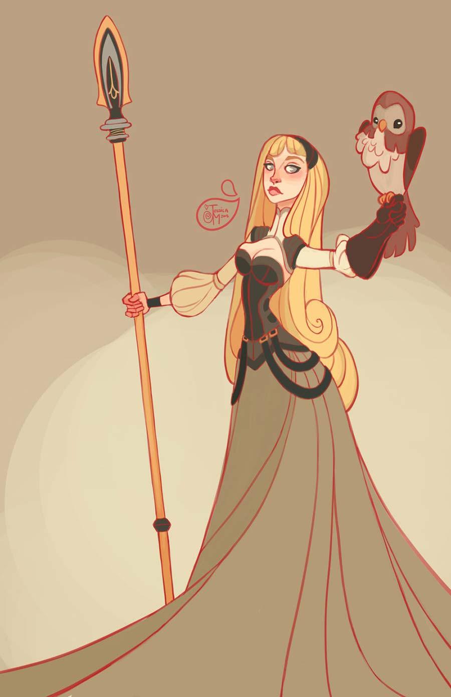 disney-ilustracao-princesasguerreiras-009