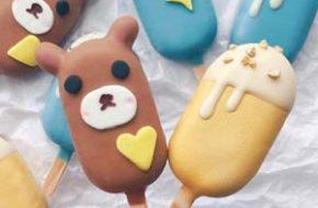Ray Ray e seus cakepops fofinhos