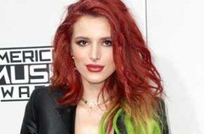 Batalha de cabelo: Bella Thorne
