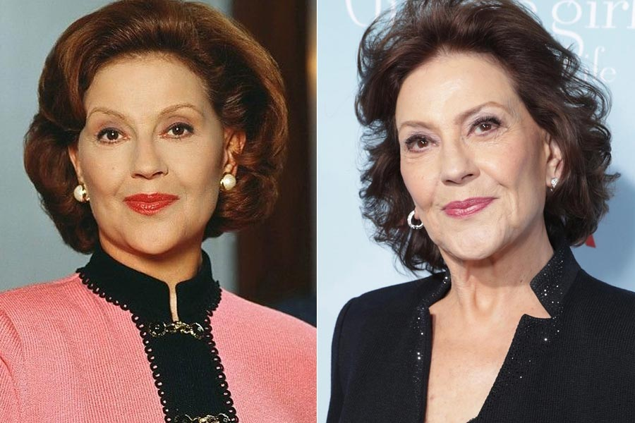 Kelly Bishop (Emily Gilmore)