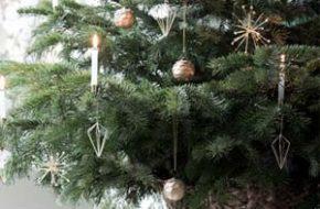 Decoração: Natal estilo escandinavo