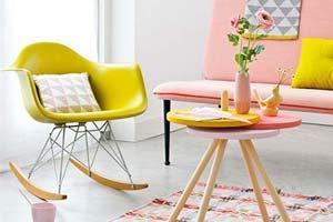 Decoração: Cadeira de balanço