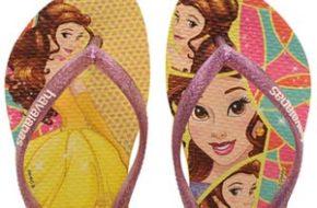 Mais Havaianas das Princesas Disney