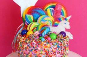 Os bolos exagerados de Dani Goodman