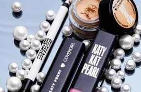 Katy Kat Pearl, as novas maquiagens da Katy Perry para a CoverGirl
