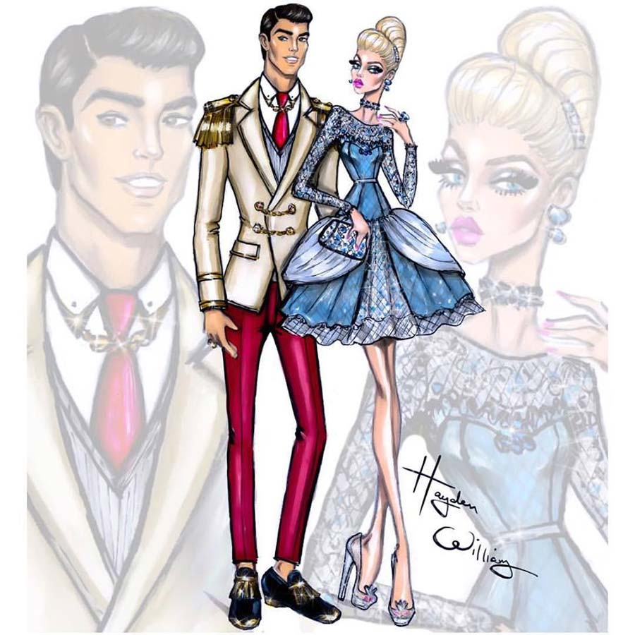 Casais Fashionistas Disney Just Lia Por Lia Camargo