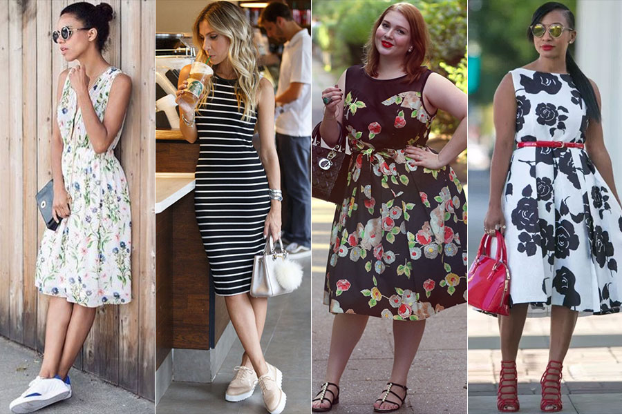 Como Usar Vestido Midi Just Lia Por Lia Camargo