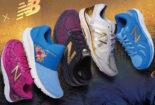 """Os tênis New Balance de """"A Bela e a Fera"""" e Disney"""
