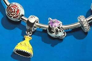 A coleção Disney x Pandora para 2017