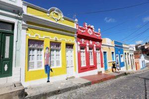 Viagem para Olinda e para Recife
