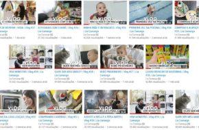 Vlog todo dia