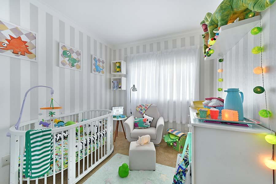 Decoração de quarto de bebê  Just Lia  Por Lia Camargo