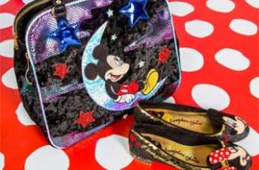 Os sapatos inspirados no Mickey e sua turma da Irregular Choice