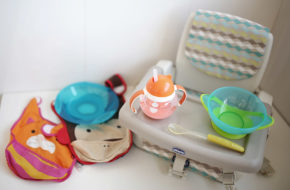 Itens favoritos para a introdução alimentar do bebê
