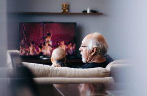 Relacionamento entre avós e netos