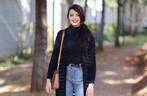 Look do dia: Mom jeans