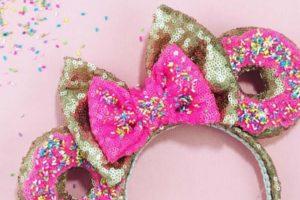 Mais orelhinhas da Minnie personalizadas