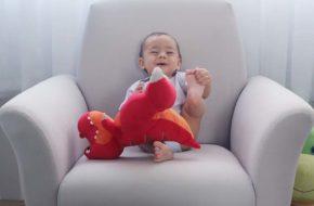 Foto de mesversário: registrando os primeiros meses do bebê