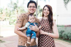 Look do dia: Festa em família