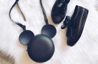 Melissa Be + Disney – Tênis e bolsas com orelhinhas do Mickey!