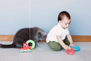 Brinquedos de bebê de 0 a 12 meses