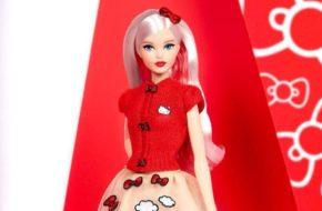 Barbie Hello Kitty 2017