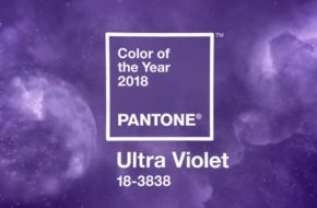 Ultra Violet é a cor de 2018