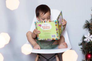 Vídeo – Livros para bebês