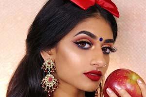 Princesas Disney da Índia