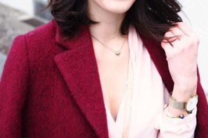 Como usar: Rosa e vermelho