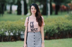 Look do dia: Xadrez príncipe de gales