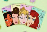 Máscaras faciais das Princesas Disney