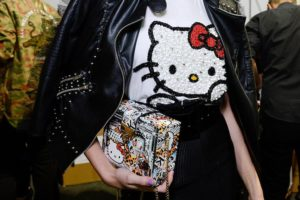 SPFW – Hello Kitty por Samuel Cirnansck