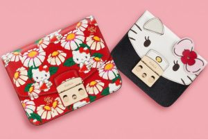 As bolsas da coleção Furla Loves Hello Kitty
