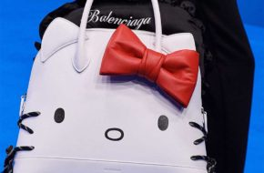 Hello Kitty X Balenciaga