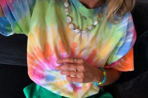 Como usar: Tie dye