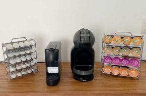 Cafeteiras: Nespresso ou Dolce Gusto?