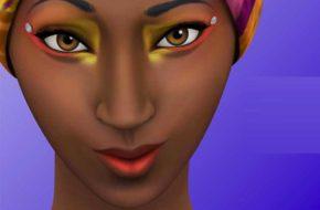 MAC X The Sims 4 e Amaro X Animal Crossing