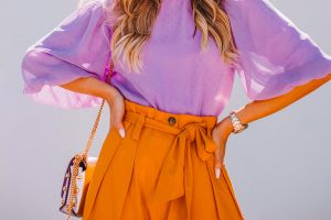 Como usar: Color blocking