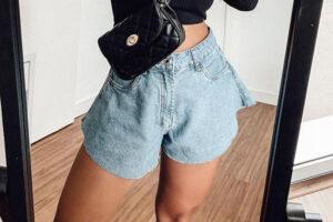 Como usar: Shorts godê
