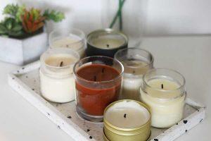 Tudo sobre velas perfumadas